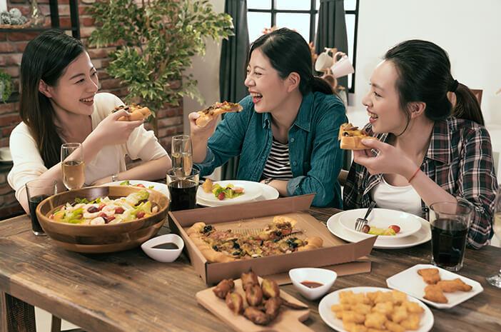 4 Langkah untuk Mencegah Binge Eating Disorder