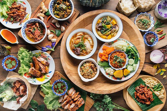 5 Negara Pemilik Menu Paling Sehat di Dunia