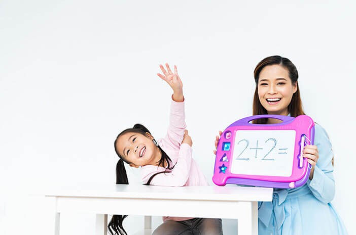 5 Cara Agar Anak Suka Berhitung dan Matematika