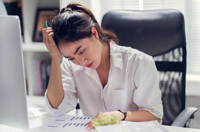 5 Cara Menurunkan Tingkat Stres Saat Bekerja