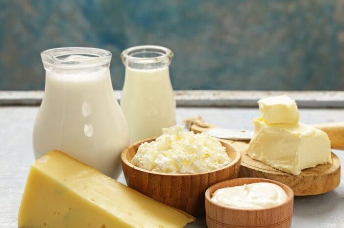 Inilah Makanan Sehat untuk Mencegah Rakitis